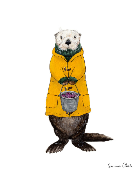 Charles the Sea Otter 2nd Edition