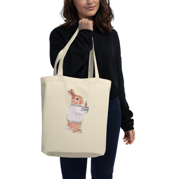 Friday Bun Eco Tote