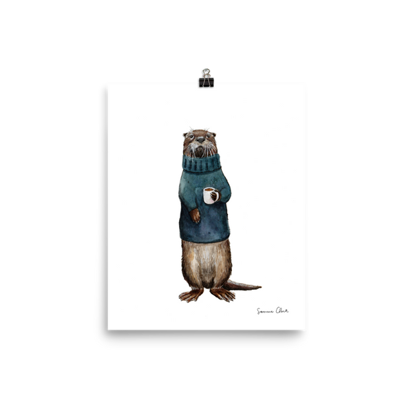 Wesley the River Otter 2nd Edition