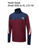 Kids Supporters Club 1/4 Zip