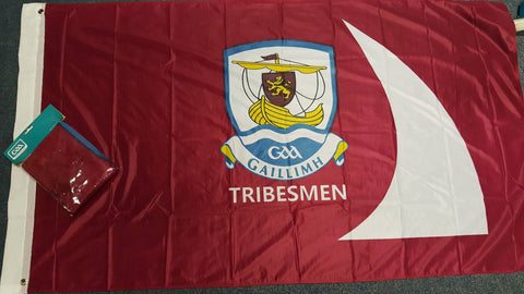 Official Galway GAA Supporters Club Flag