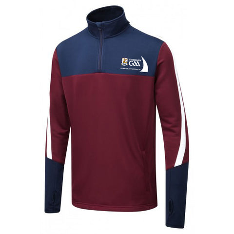 Galway GAA Supporters Club 1/4 Zip