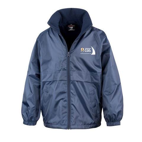 Result Core Kids Micro Fleece Lined Jacket R203J Bottle