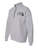 Heavy Blend™ cadet collar sweatshirt