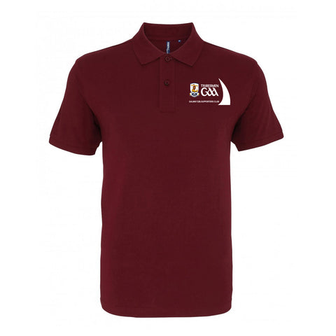 Galway GAA Asquith & Fox Men's Polo