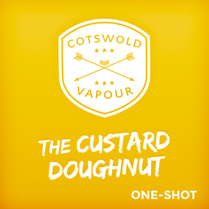 The Custard Doughnut