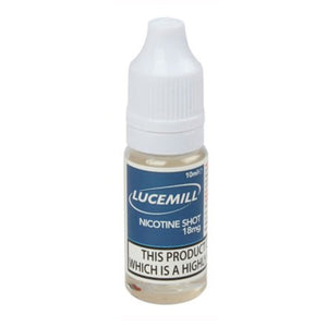 Lucemill Nicotine Shot 70 VG 30 PG