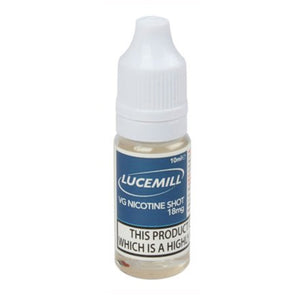 Lucemill Nicotine Shot 100% VG