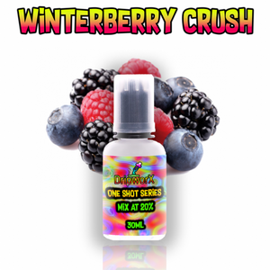 Winterberry Crush - Dripworx One Shot Concentrate