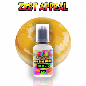 Zest Appeal - Dripworx One Shot Concentrate
