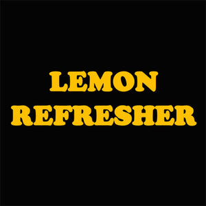 Lemon Refresher