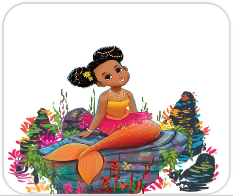 Ariya the Mermaid Mousepad