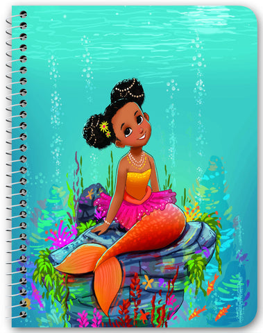 Ariya the Mermaid© Notebook