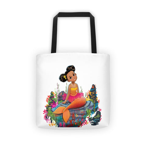 Ariya the Mermaid Tote bag