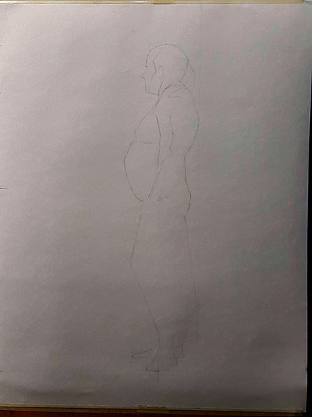 Life Drawing_Long Pose 01_WIP_20161017