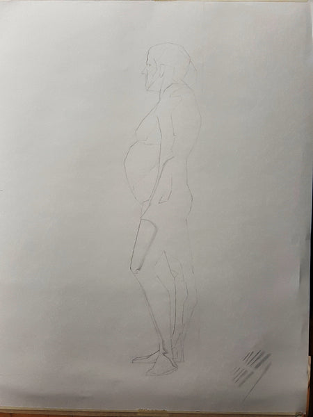 Life Drawing_Long Pose 01_WIP_20161019