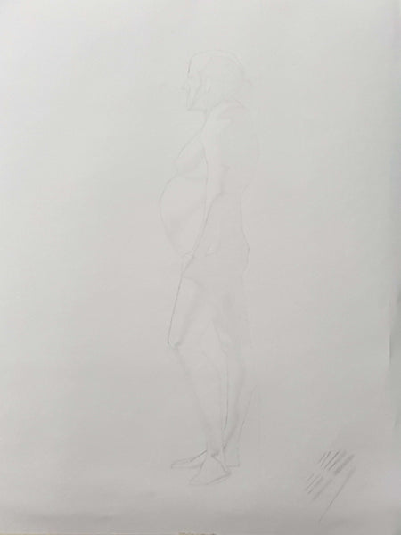 Life Drawing_Long Pose 01_WIP_20161021