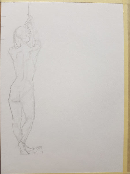 Life Drawing_Long Pose 03_WIP_20170115_t02w01