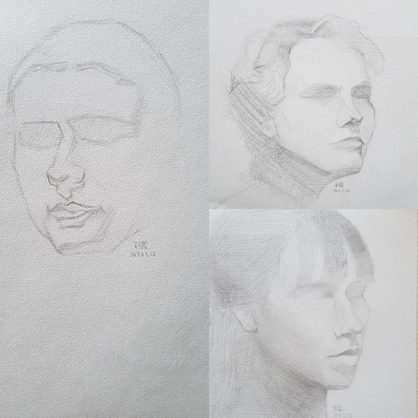 Portrait club_shapes