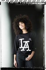 L A • Love Always_ Men's Raglan Tee