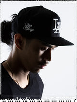 L A • Love Always_ Snapback Cap
