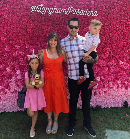 Mother's Day brunch at The Langham Pasadena