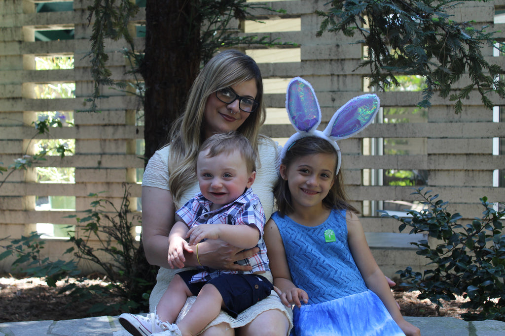 Easter fun at the Los Angeles Arboretum