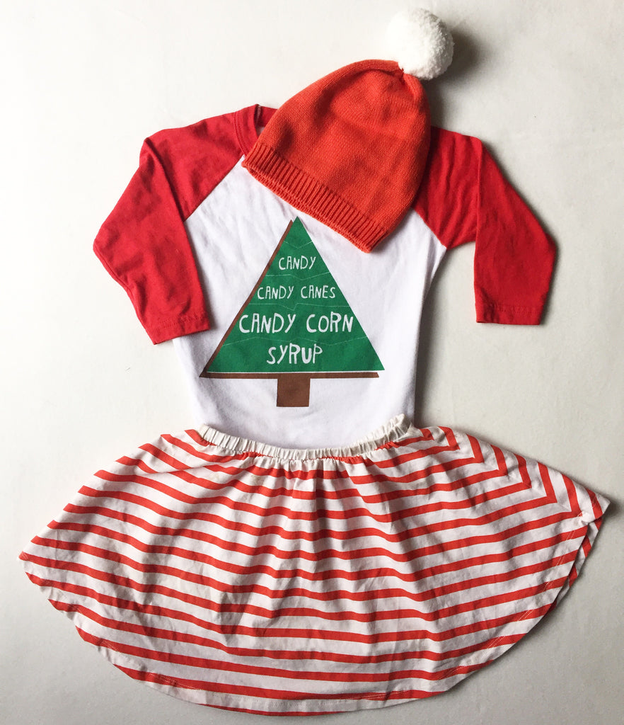 Elf Diet Raglan