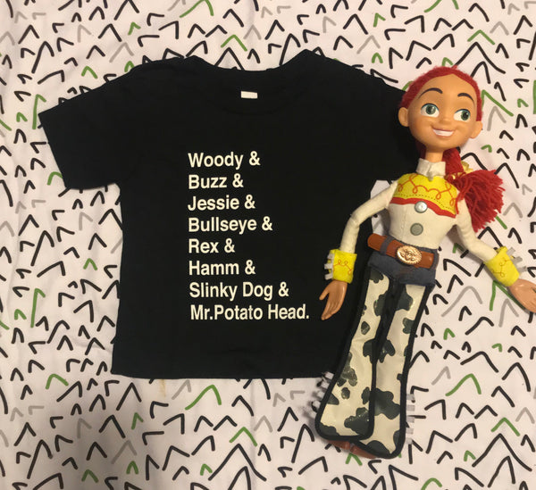 Woody & The Gang