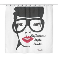 Trinitye Reflections Collection 1: Shower Curtain