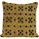 Geometric Kuba Cloth Pillow 5
