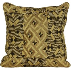 Geometric Kuba Cloth Pillow 1