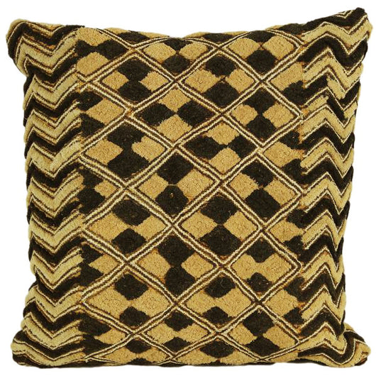 Kuba Cloth Pillow 6