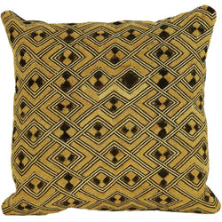 Geometric Kuba Cloth Pillow 4