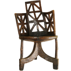 Ethiopian King Chair 5