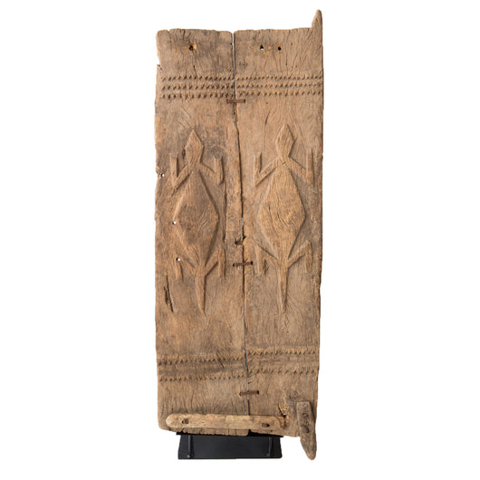 Antique Dogon Door