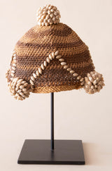 Holo Woven Cap with Shells