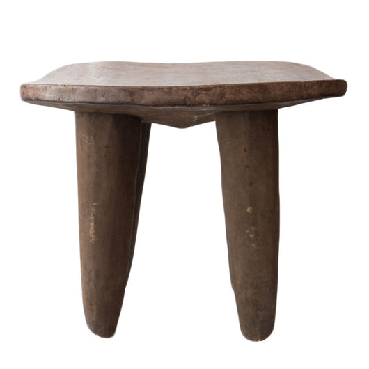 Tall Senufo Stool 1