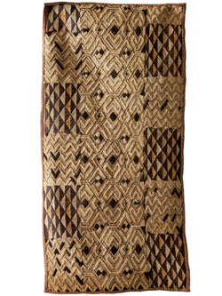 Embroidered Kuba Cloth 11