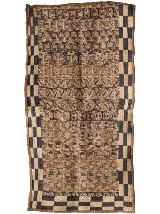 Embroidered Kuba Cloth 7