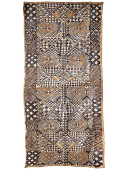 Embroidered Kuba Cloth 8