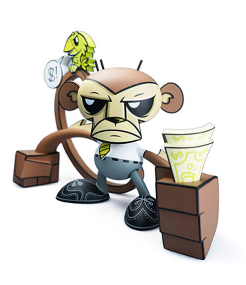 Business Monkey by Jed Ledbetter