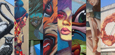 2015 Richmond Mural Project - July 13 - 24, 2015