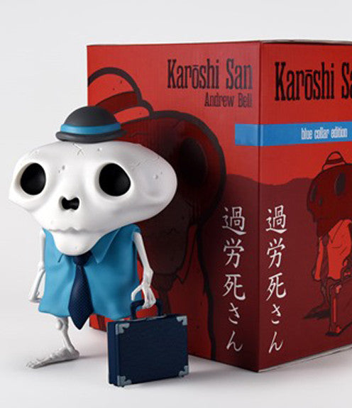 Karoshi San Blue Collar Edition