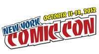 NY Comic Con 2011 - October 13-16, 2011