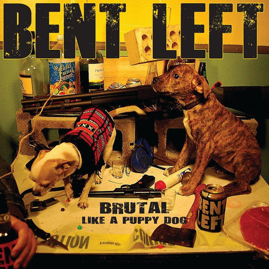 Bent Left / Half Raptor - Digital Download
