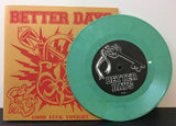 Better Days - Good Luck Tonight - 7""
