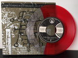 Everything Went Black / Rattletooth - Split 7""