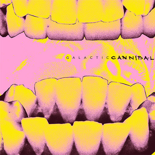 Galactic Cannibal - We're Fucked - Digital Download