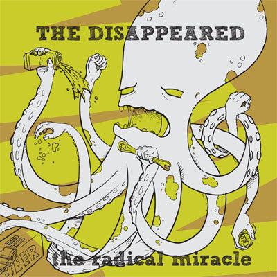 The Disappeared - Radical Miracle - Digital Download